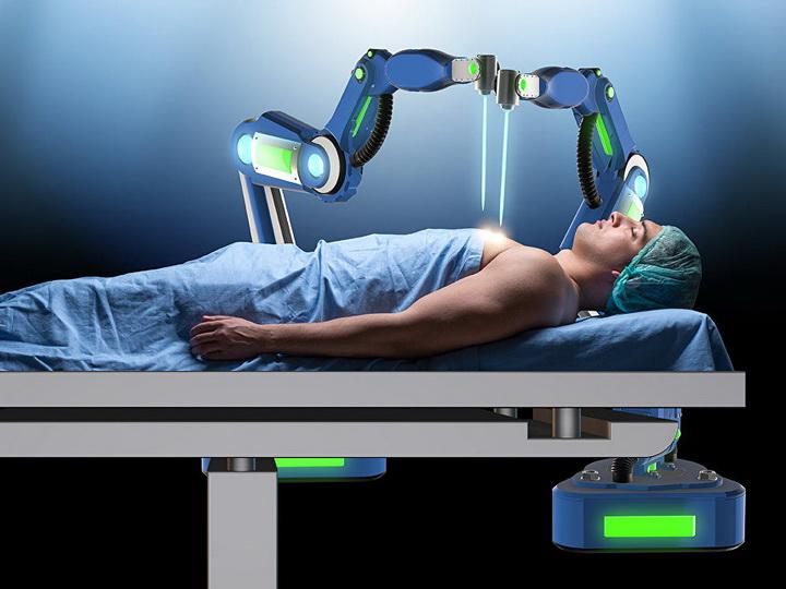 В Китае робот-стоматолог провел первую операцию без участия человека - ВИДЕО