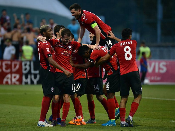 Премьер-лига: «Габала» выиграла у «Нефтчи» - ФОТО - ВИДЕО