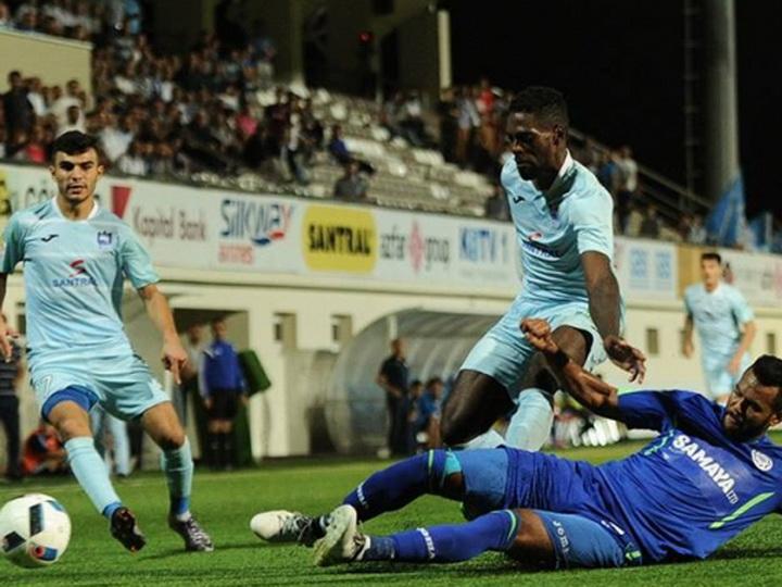Премьер-лига: «Сабаил» одержал вторую победу в чемпионате, «Зиря» и «Интер» поделили очки - ВИДЕО