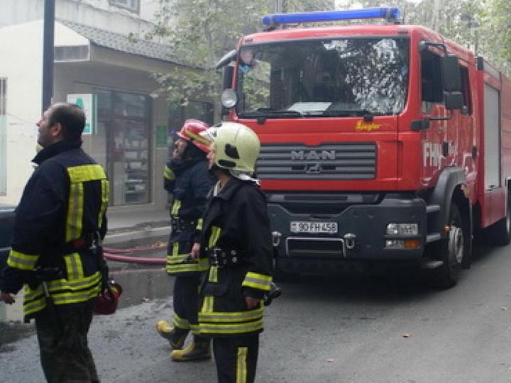 В офисе компании BP в Баку произошло короткое замыкание, сотрудники эвакуированы