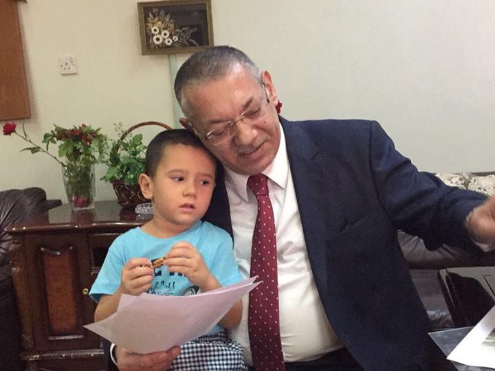 Консул навестил в иракском приюте азербайджанского ребенка, родители которого погибли в Мосуле – ФОТО
