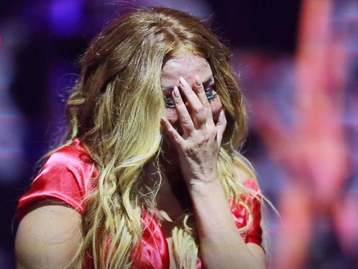 Слезы Айгюн Кязимовой и самые яркие моменты ее супершоу за одну минуту – ВИДЕО