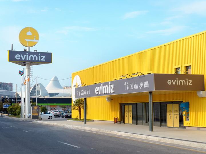 Самый большой магазин для дома в Азербайджане: 29 сентября состоится открытие Evimiz – ФОТО-ВИДЕО
