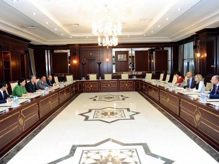 Азербайджан придает особое значение сотрудничеству с НАТО