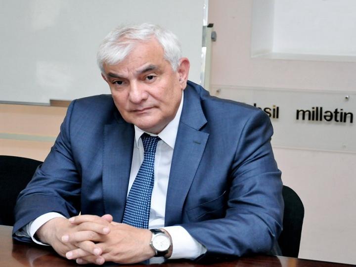 Академик Кямал Абдулла стал почетным доктором Уральского федерального университета
