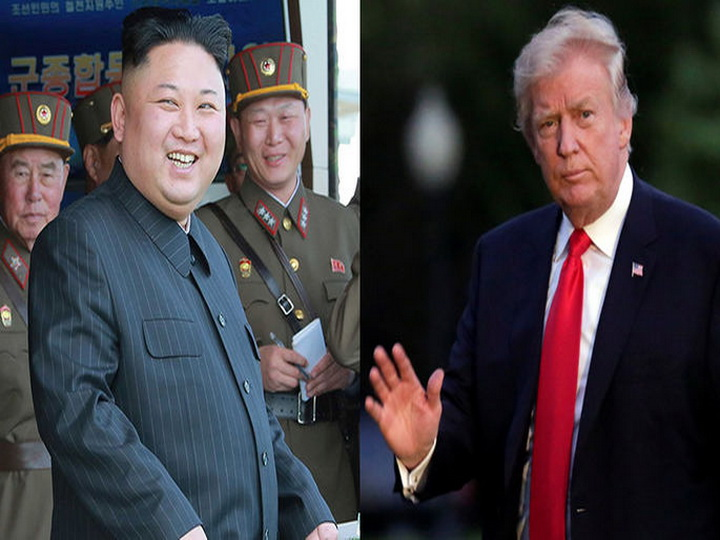 Трамп заявил о «полной готовности» США к военному решению против КНДР