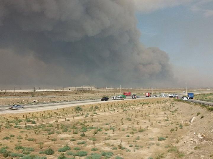 Абид Шарифов: Подсчитан ущерб, нанесенный гражданскому населению в результате взрыва в Хызы