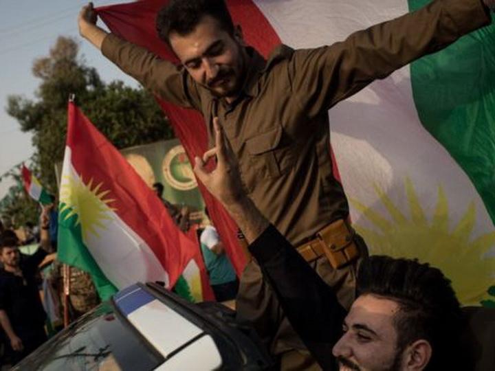 Правоохранительные органы расследуют вопрос поддержки завотделом ИВ Лачинского района референдума в Иракском Курдистане