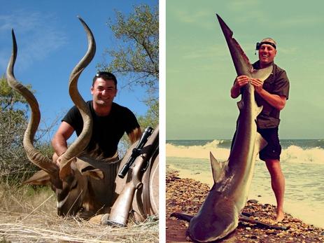 Невероятные приключения охотников Фаика Бабанлы и Асифа Ильясова в Намибии – ФОТО - ВИДЕО