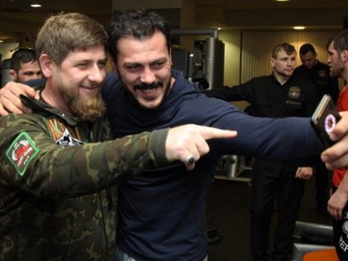 Как Забит Самедов поздравил Рамзана Кадырова? - ФОТО