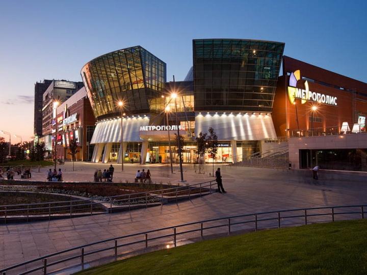Торговый центр метрополис в москве станция метро