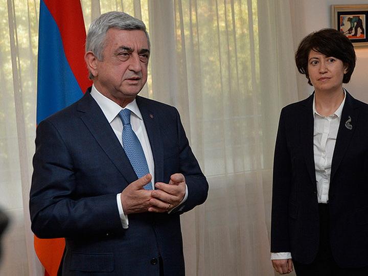 Саргсян вновь саботирует мирный процесс карабахского урегулирования