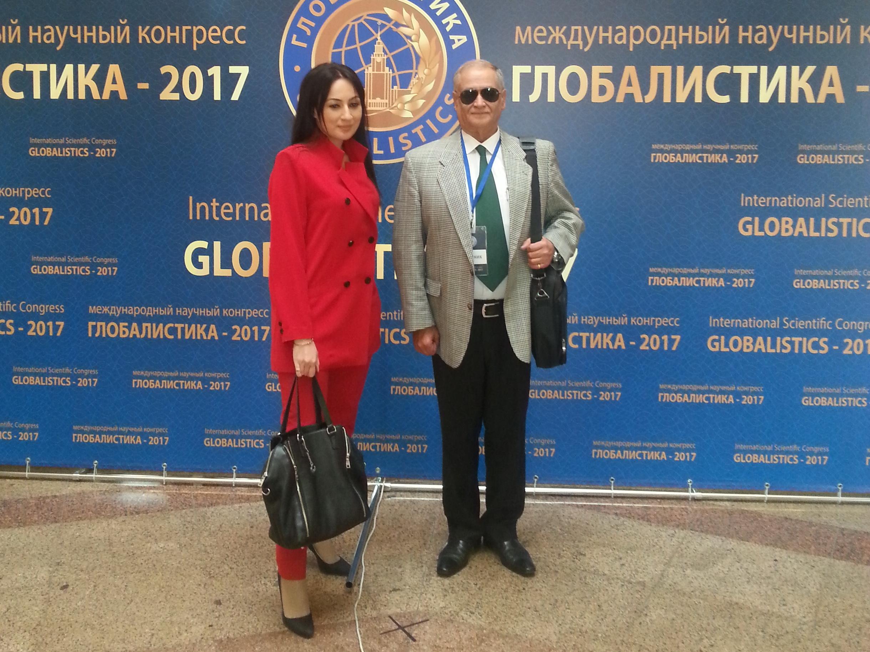 Серьезный успех Ассоциации культуры Азербайджана на международном конгрессе Глобалистика-2017» в Москве