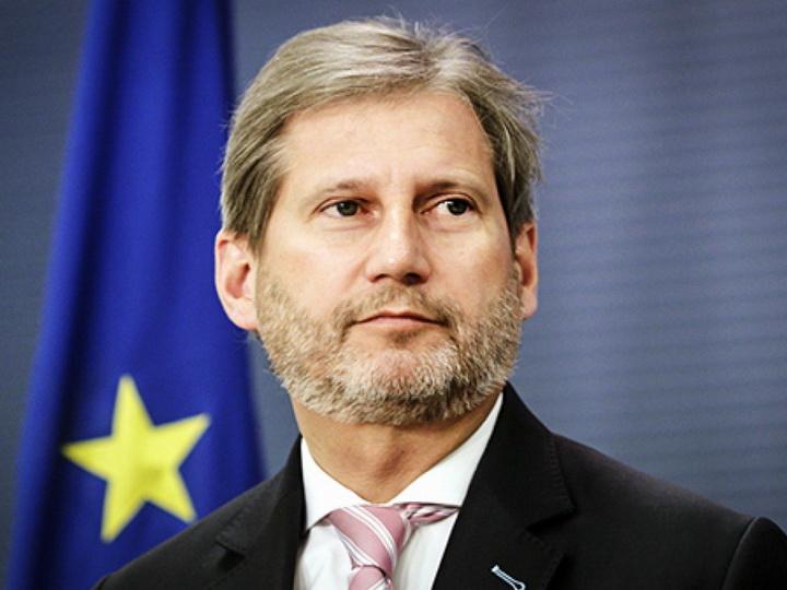 Комиссар ЕС – о новом соглашении с Азербайджаном и позиции по решению карабахской проблемы