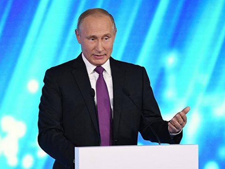 """Putin: """"BMT-yə alternativ yoxdur"""""""