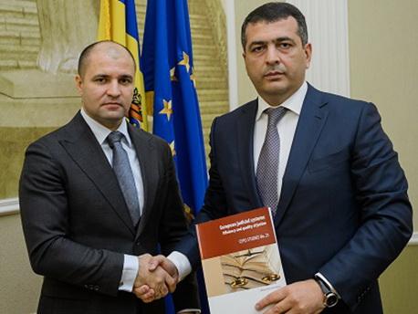 Молдова заинтересована в опыте Азербайджана по созданию современной судебной инфраструктуры - ФОТО