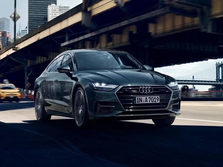 Новейшие технологии и современный дизайн воплощены в новом Audi A7 Sportback – ФОТО
