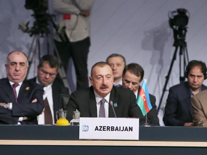 Президент Ильхам Алиев: «Территориальная целостность нашей страны не является и не будет темой переговоров» - ФОТО