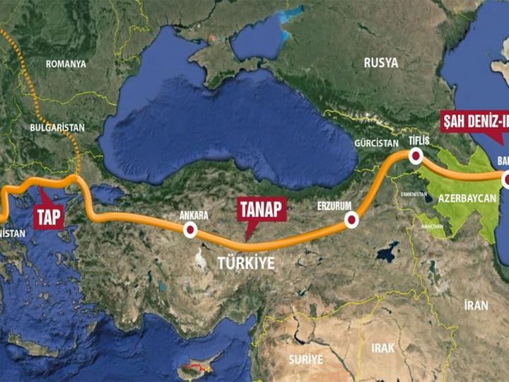 Азербайджан и ЕБРР подписали кредитное соглашение на 500 млн долларов по TANAP