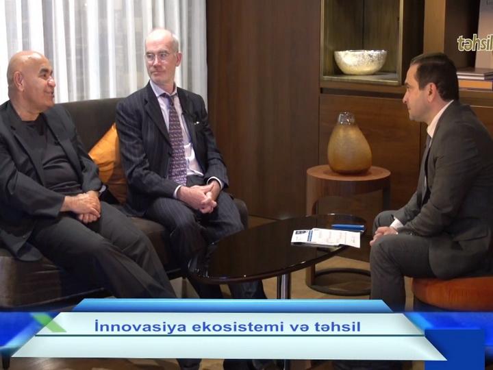 В программе Təməl рассматривались пути строительства инновационной экосистемы – ВИДЕО