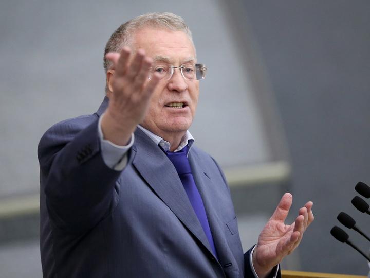 Владимир Жириновский посоветовал Азербайджану войти в состав России