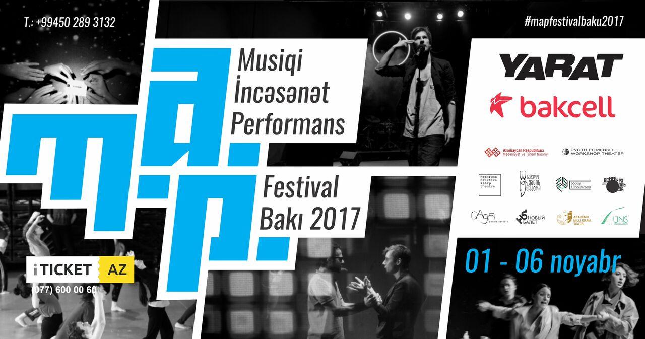 YARAT представляет театр нового века: маги и волшебники сцены удивят зрителей на фестивале искусств M.A.P. – ФОТО