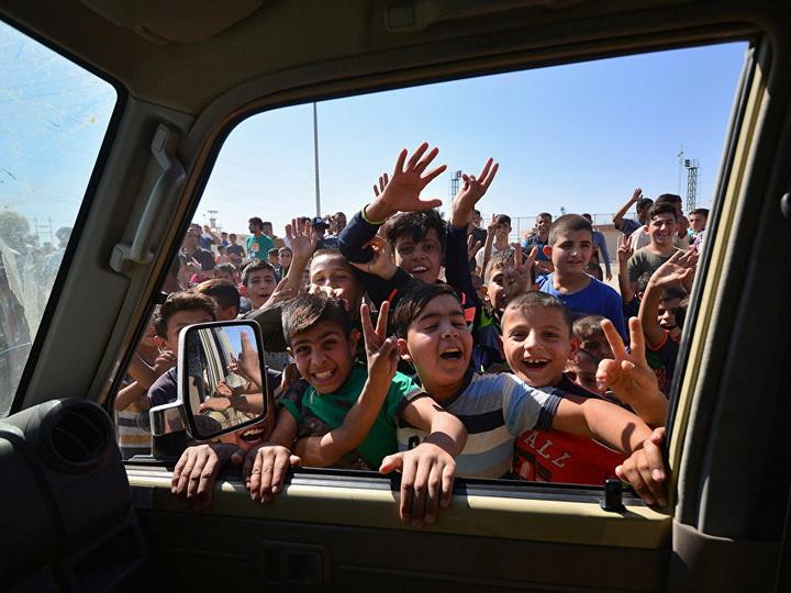 Жители, покинувшие Киркук, скоро вернутся домой, заявили в ООН