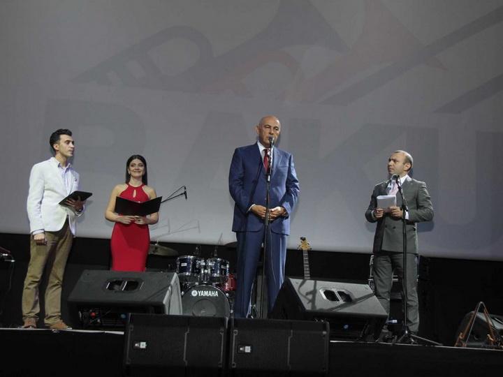 В Баку состоялось открытие Бакинского международного джазового фестиваля - ФОТО