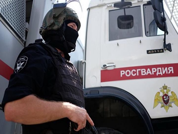 """Çeçenistanda """"Rosqvardiya""""çı 4 xidmət yoldaşını qətlə yetirib"""