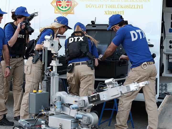 ВАзербайджанской столице уничтожены лица, планировавшие теракт намитинге государственного Совета