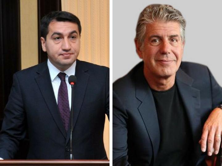 От Бурдена до Амбаряна: Почему армян так беспокоят твиты главы пресс-службы МИД Азербайджана?