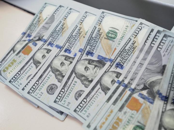 Объявлен курс маната к доллару США на 27 октября