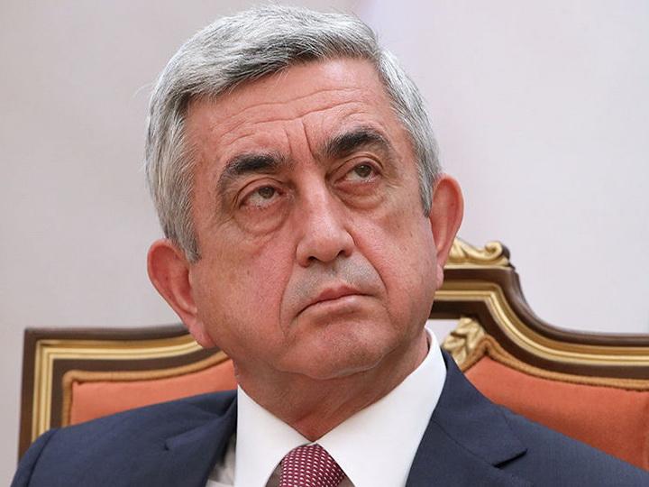 Саргсян усиливает репрессивный аппарат, готовясь к политическим переменам – ФОТО