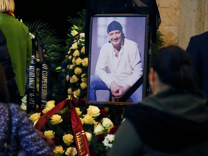 Что случилось при похоронах марьяново