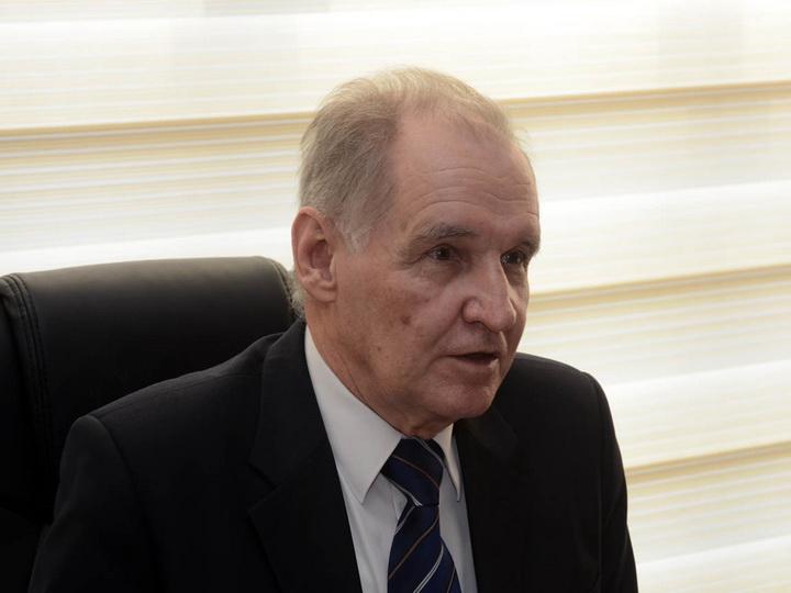 Профессор Александр Бондарев о созданной в Азербайджанском университете языков лаборатории «Россиеведение»