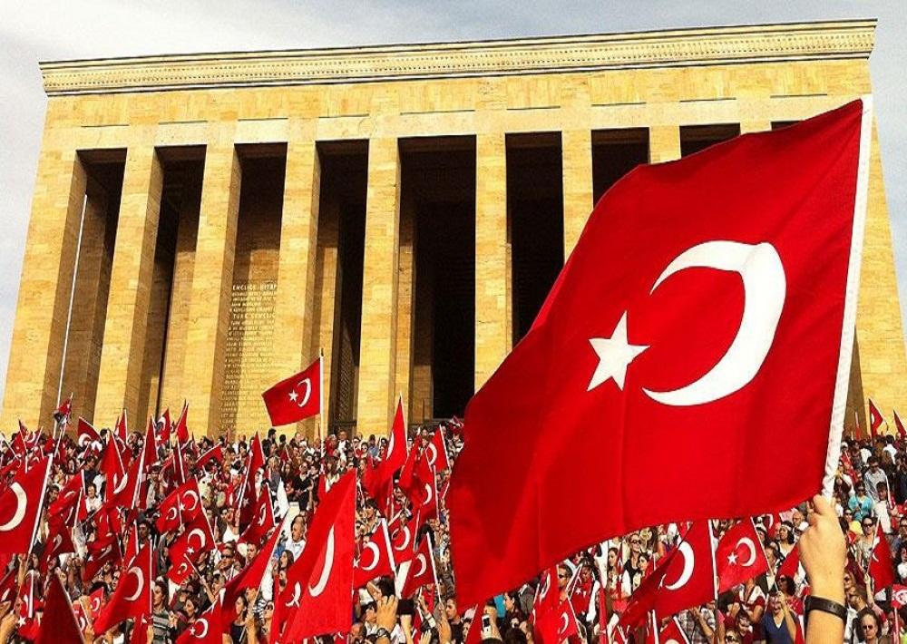 Türkiyədə Cümhuriyyət bayramı qeyd olunur