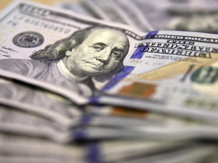 Объявлен курс маната к доллару США на 31 октября