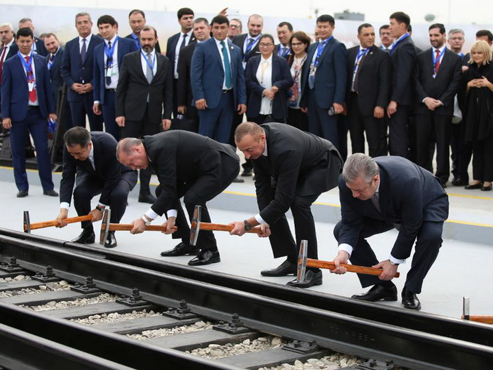 How Azerbaijan, Georgia, And Turkey Subverted Russia And Isolated Armenia With New Railway - Forbes