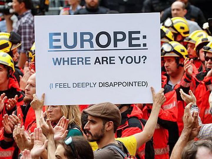 От Карабаха до Каталонии: Для Европы наступило время собирать камни