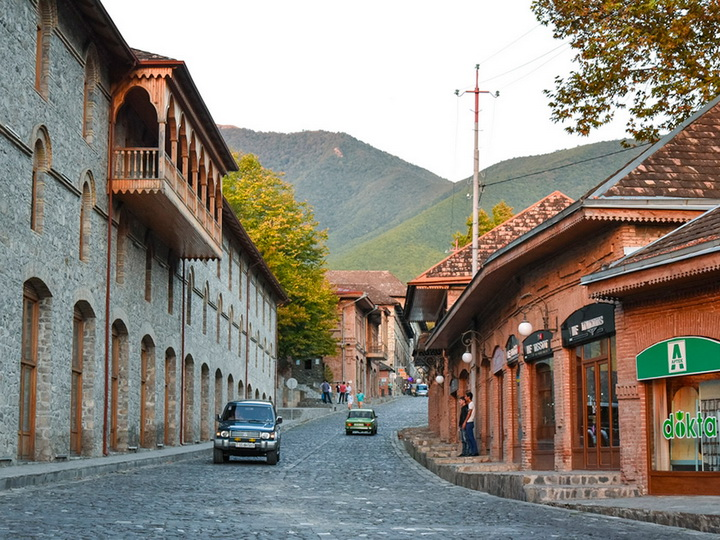Город Шеки стал одним из творческих городов ЮНЕСКО – ФОТО