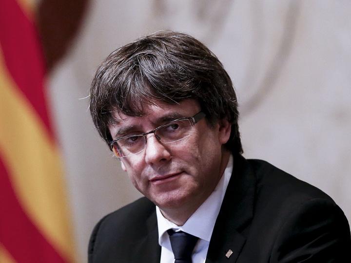 Испанский суд выдал международный ордер на арест Пучдемона