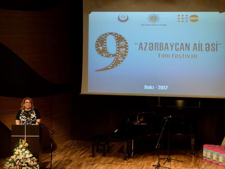 Награждены победители IX фестиваля фильмов «Азербайджанская семья-2017» - ФОТО