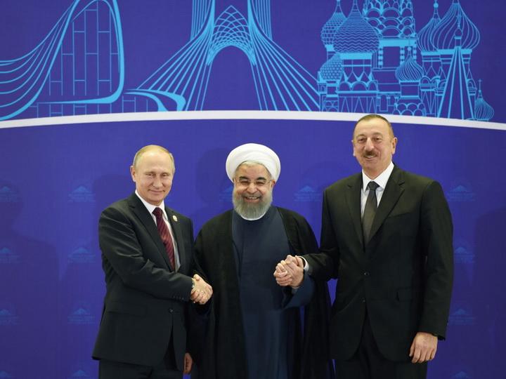 О том, почему Ильхам Алиев ездил в Иран: как Азербайджан очерчивает контуры новой стратегии развития региона