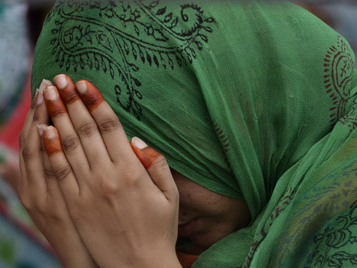 Пакистанку голой прогнали по деревне за проступок брата
