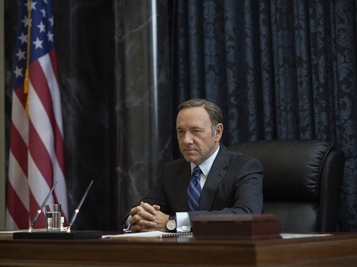 Компания Netflix отказалась от сотрудничества с Кевином Спейси