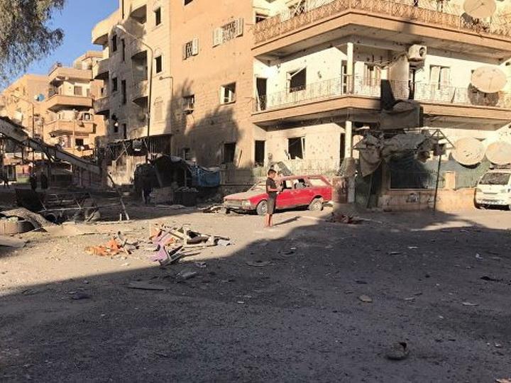 Теракт влагере беженцев вСирии: 75 погибших, неменее 140 раненых