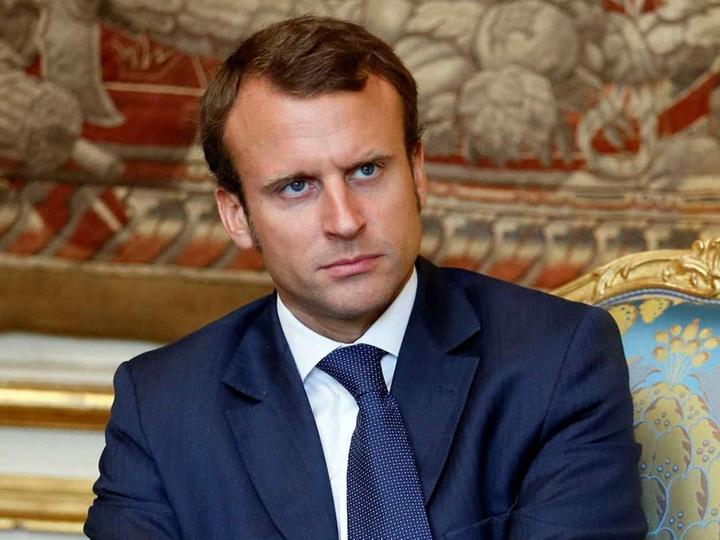 Эммануэль Макрон: «Франция – искренний друг армянского народа»