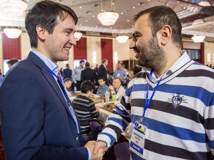 Şahmat üzrə Azərbaycan millisi Avropa çempionu olub - FOTO
