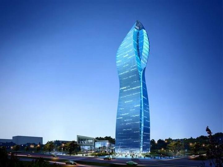 SOCAR-ın yeni binasının qiyməti - FOTO