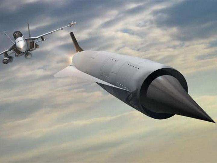 ВСША назвали сроки создания гиперзвукового оружия